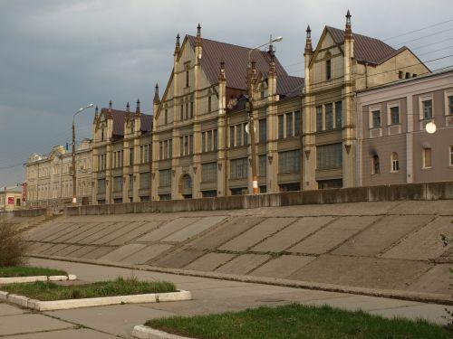 nizhniy novgorod street quay