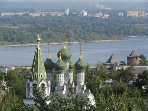 nizhniy novgorod church temple