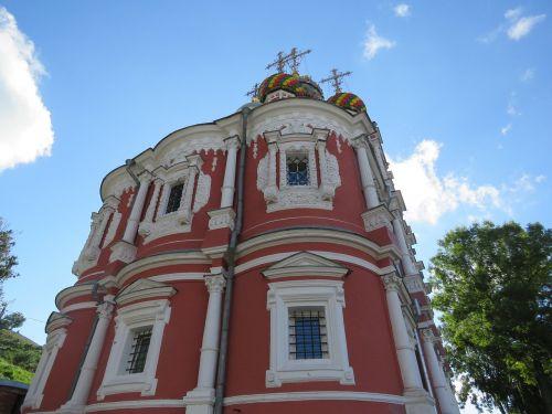 nizhniy novgorod church christmas