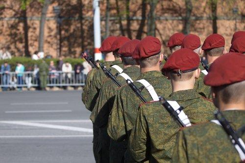 nizhniy novgorod  victory parade  09