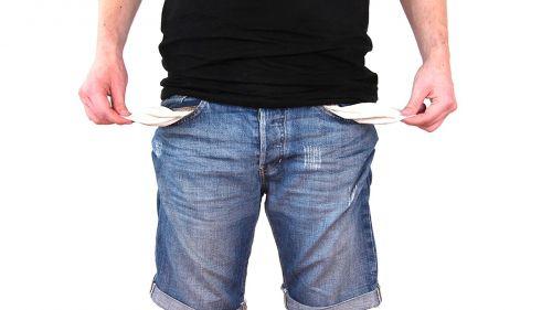 no money poor money