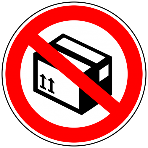 no packages package acceptance package