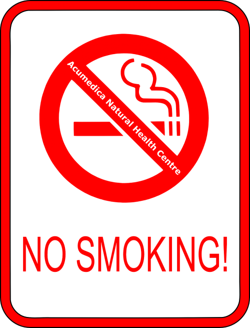 no smoking health cigarette