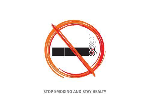 no smoking cigarette health