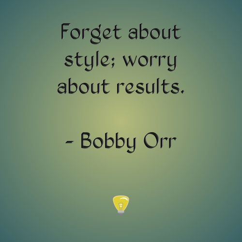 quote,style,results,gradient,grey,background,text,message,bobby,orr,advice,no style