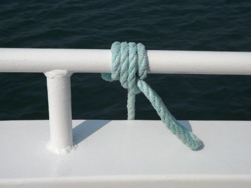 node rope knot