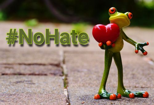 no hate action against cyberbullying