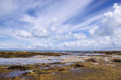 noirmoutier beach tide
