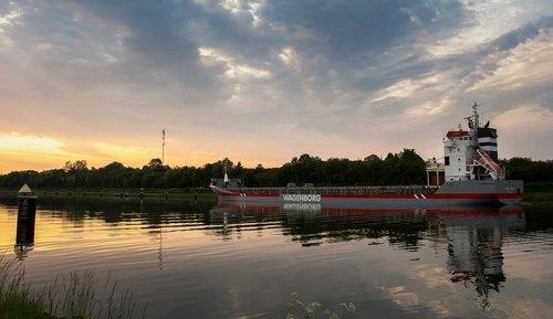 nok  freighter  ship