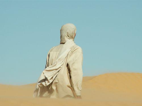 nomad desert sand