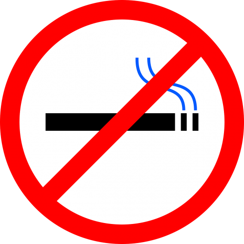 non-smoking smoker cigarettes