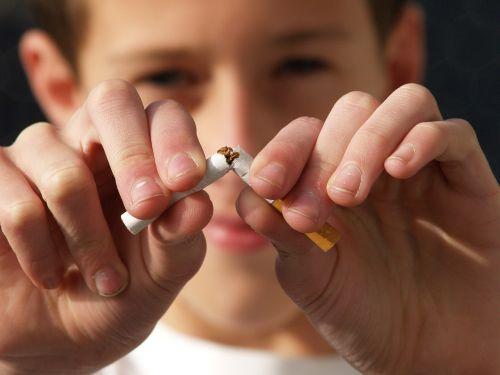 non-smoking stop smoking fag