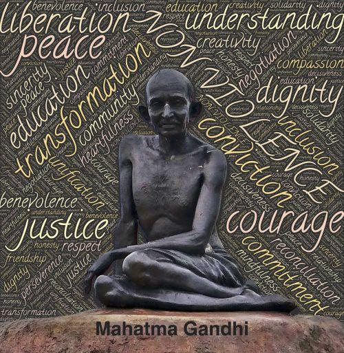 non-violence peace transformation