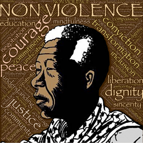 non-violence peace transformation