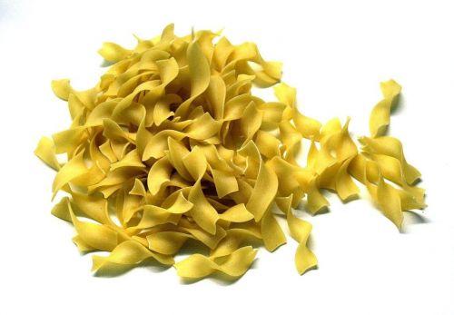 noodles carbohydrates tagliatelle