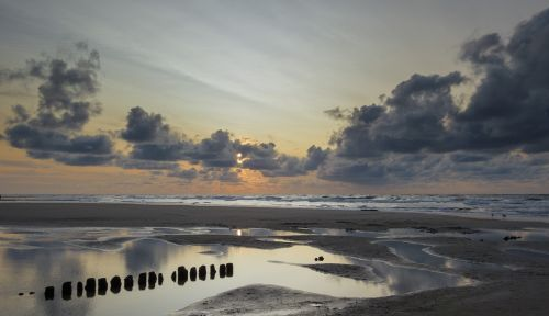 norderney east frisia beach