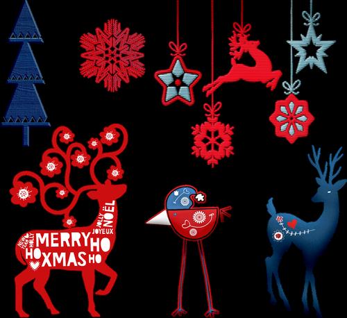nordic christmas  scandivian christmas  scandivian