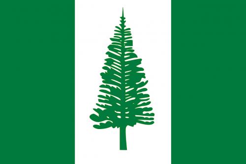 norfolk island flag national flag
