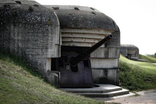normandy gun war