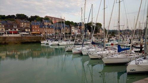 normandy  port  sailing yachts