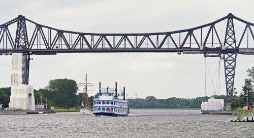 north america rendsburg high bridge