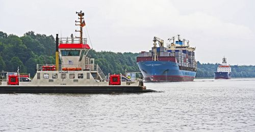 north america car ferry sehestedt