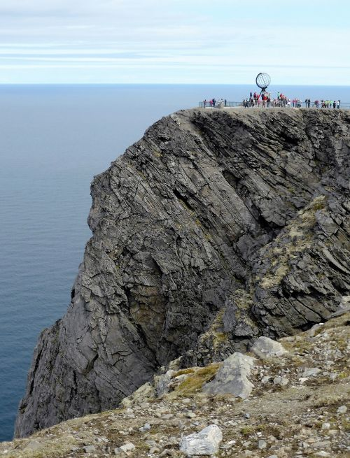 north cape abyss rock