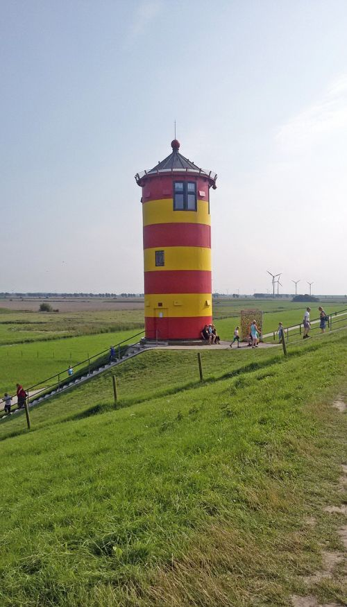 north sea greetsiel lighthouse