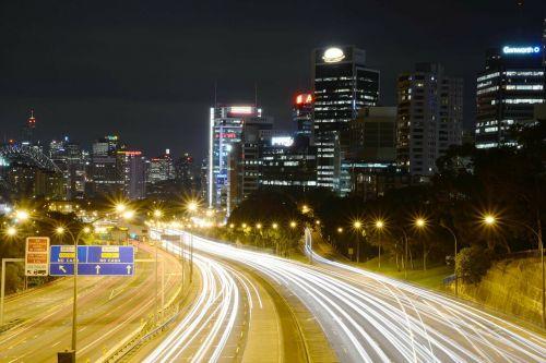 north sydney australia freeway