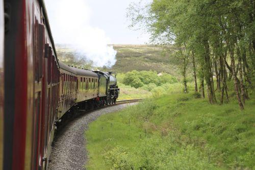 north yorkshire moors railway steam