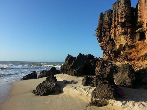 northeast brazil beach