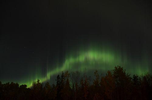 northern lights aurora borealis sky