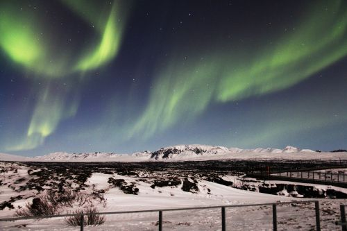 northern lights amazing spectacular