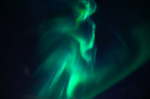 northern lights aurora light phenomenon