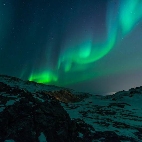 northern lights aurora borealis northern