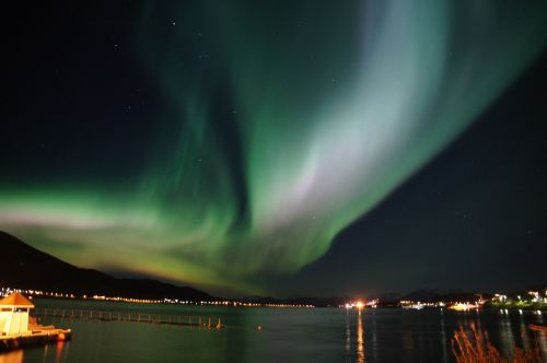 northern lights norway miracle