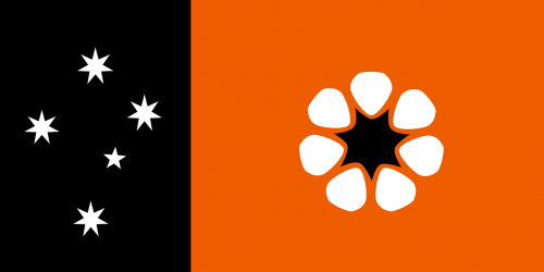 northern territory flag territory