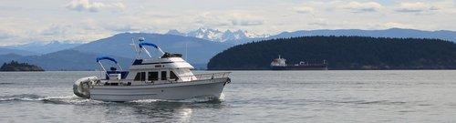 northwest  boat  sea