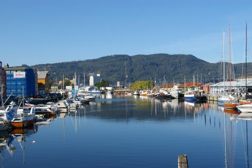 norway holiday port