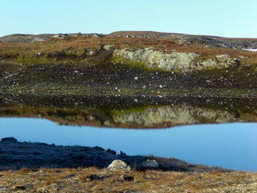norway hardangervidda scandinavia