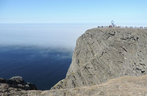 norway north degrees north cape