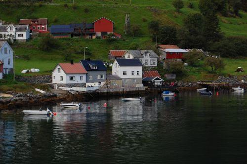 norway fjord scandinavia