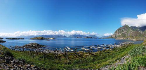 norway sea fjord