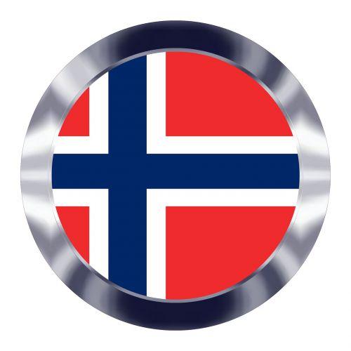 norway norwegen flag