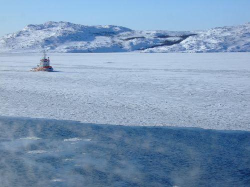 norway arctic circle arctic