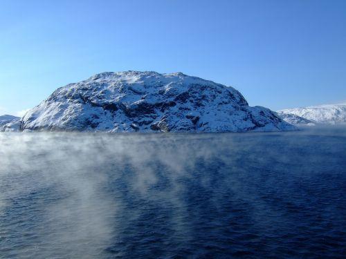 norway sea ice