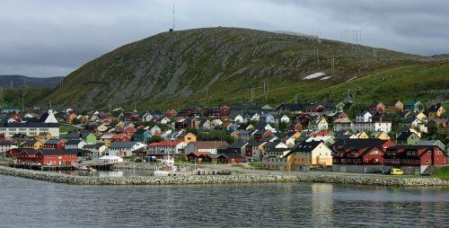 norway kjøllefjord village