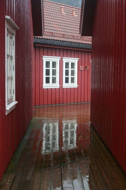 norway scandinavia svolvær