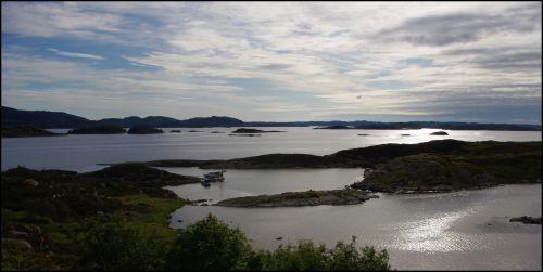 Norway Panorama View