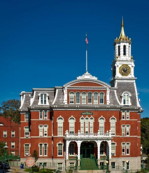 Norwich,Connecticut,miesto rotušė,pastatas,orientyras,istorinis,vyriausybė,miestai,miesto,laikrodzio bokstas,hdr,centro,priekinis,įėjimas,teisė